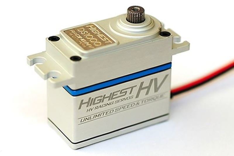 Picture of Highest RC DS1000 Servo