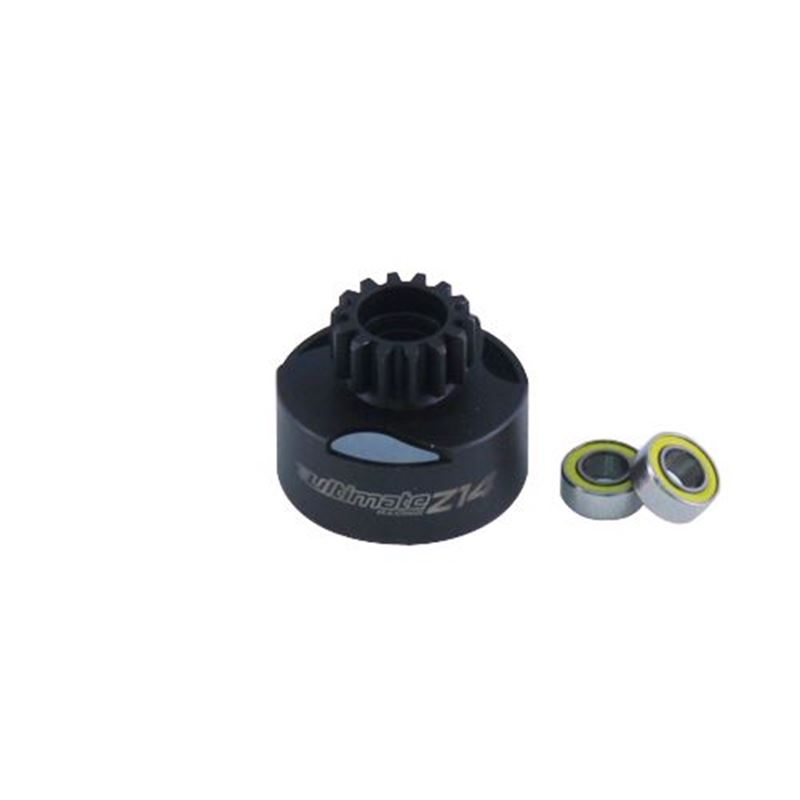 Picture of Ultimate Racing Ventilated Z14 Clutch Bell