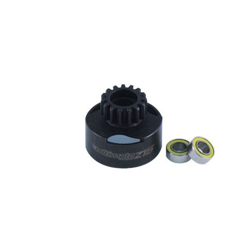 Picture of Ultimate Racing Ventilated Clutch Bell (15T)