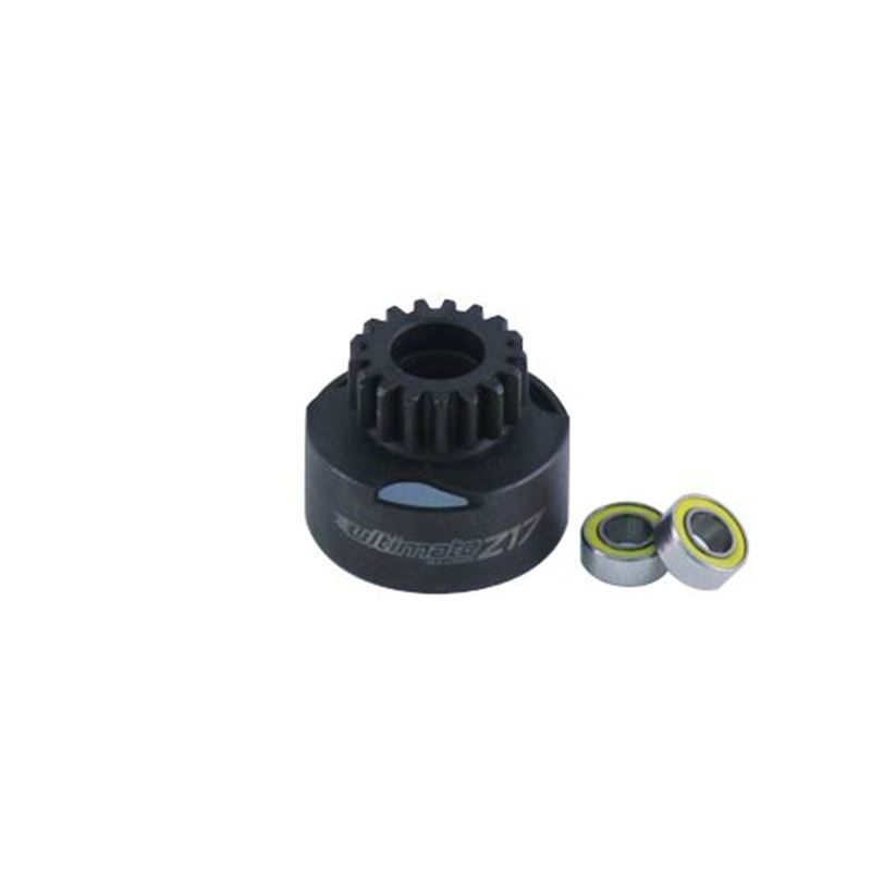 Picture of Ultimate Racing Ventilated Clutch Bell (17T)