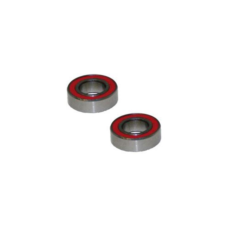 Picture of Bearing Ceramic Nitride Ns Red Rubber Hi-Speed Seal 2Rs 8 x 16 x 5 (2pcs)