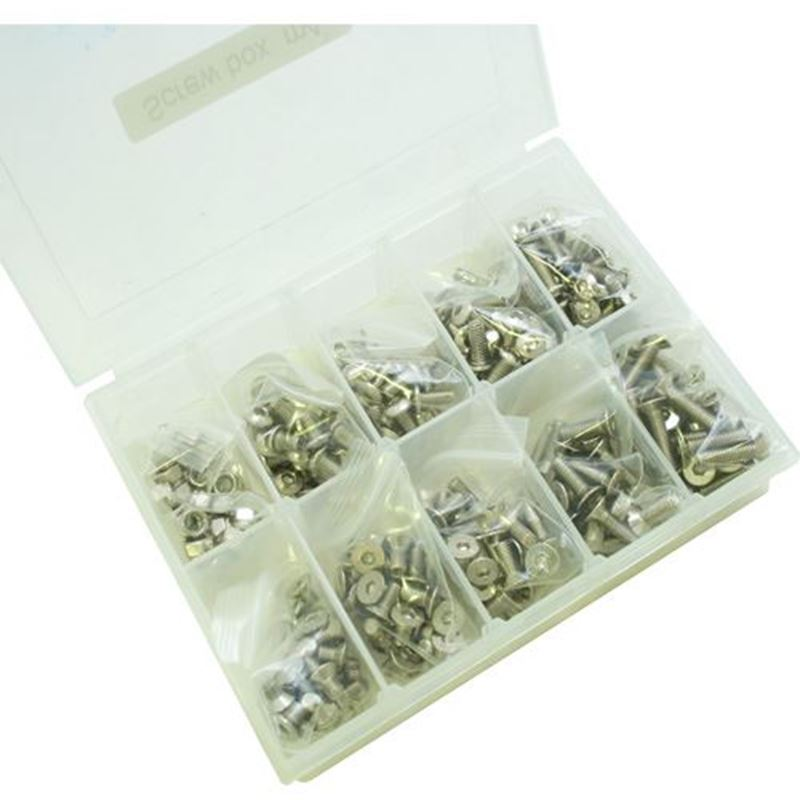 Picture of Ultimate Racing M4 Screw Kit (290pcs)