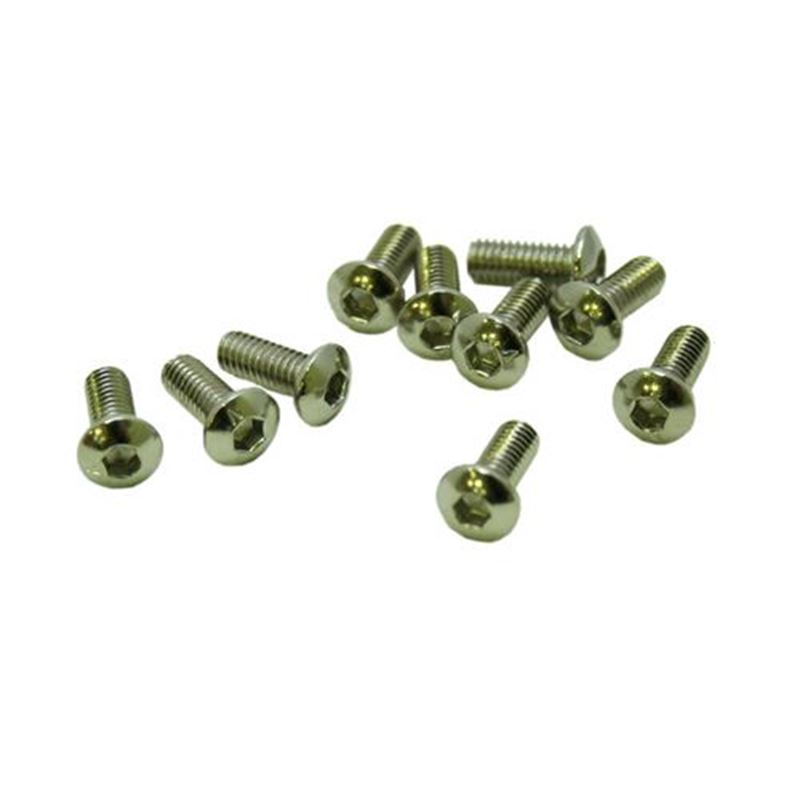 Picture of M3 x 6mm Button Head Screw (10pcs)