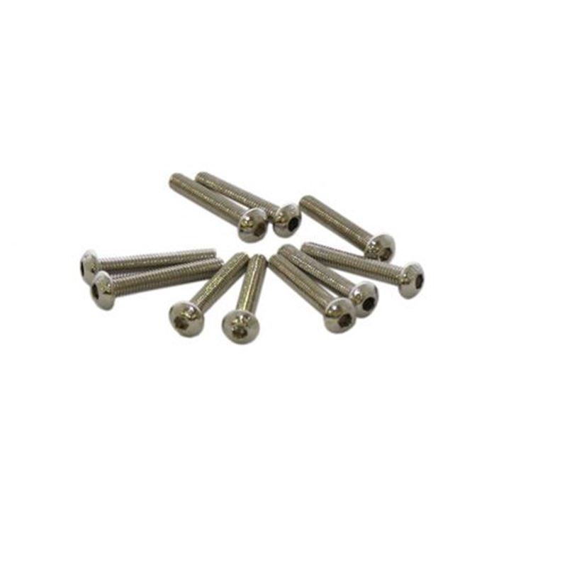 Picture of M3 x 16mm Button Head Screw (10pcs)