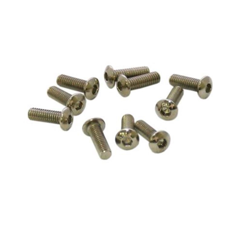 Picture of M4 x 12mm Button Head Screw (10pcs)