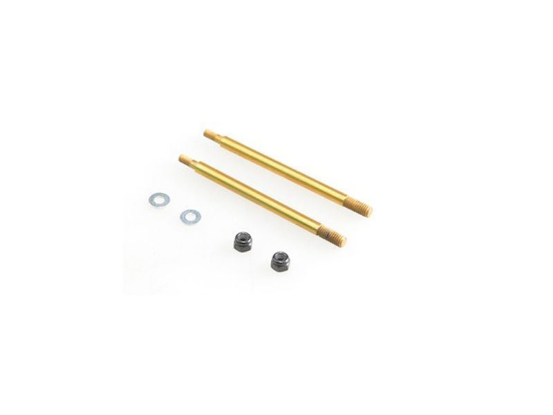 Picture of THE JQRacing Shock Shaft (Rear) (Long) (2pcs)