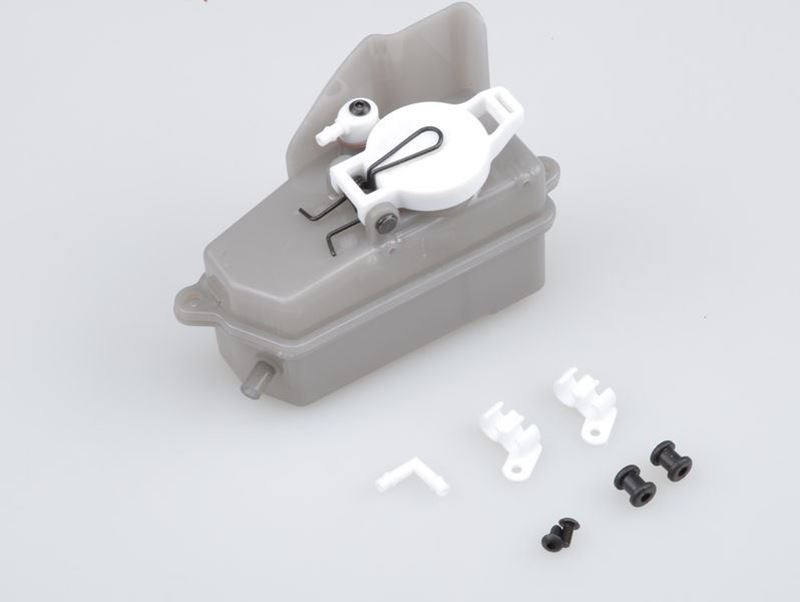 Picture of THE JQRacing White Fuel Tank w/O-Ring Seal