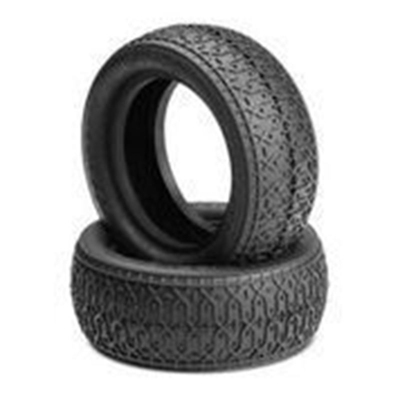 Picture of JConcepts Dirt Webs 4wd Front Buggy Tires (60mm) (Gold) (2pcs)