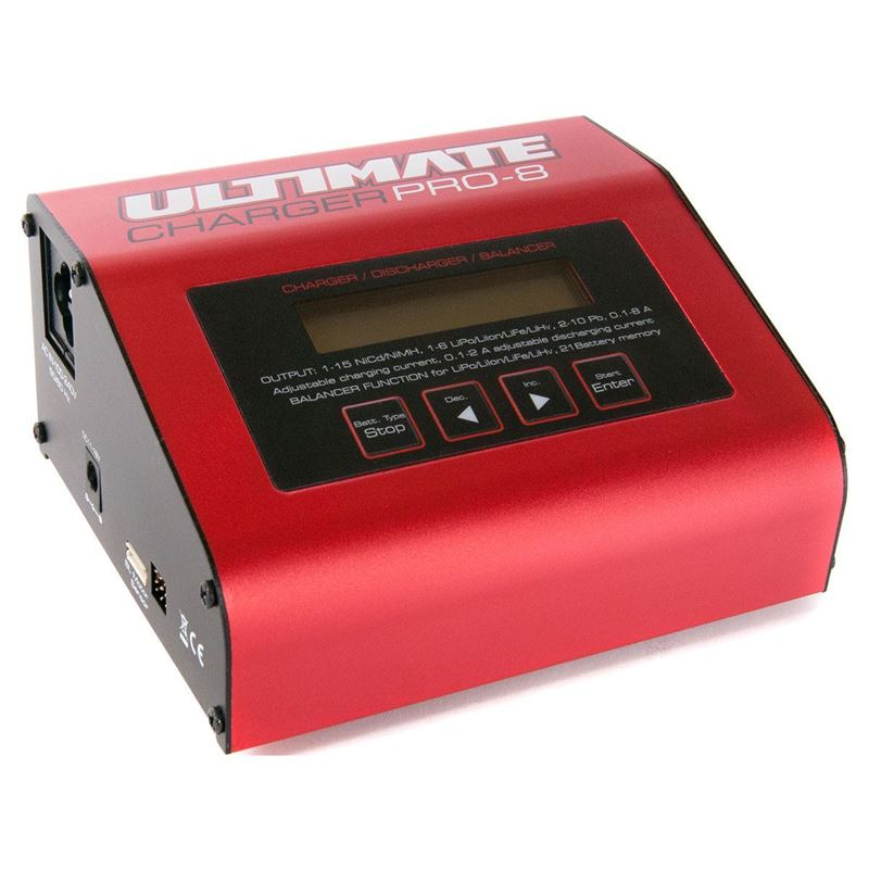 Picture of Ultimate Pro 8 Battery Charger