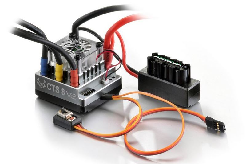 Picture of Absima Revenge CTS 8 180A Sensored Brushless ESC