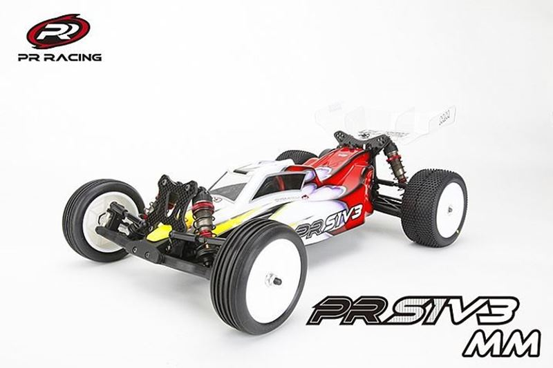 Picture of PR Racing PRS1 V3 (MM) 2wd Buggy Kit