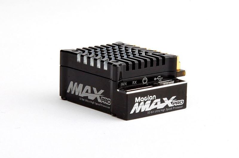 Picture of Maclan MMAX Pro 160A Competition Sensored Brushless ESC
