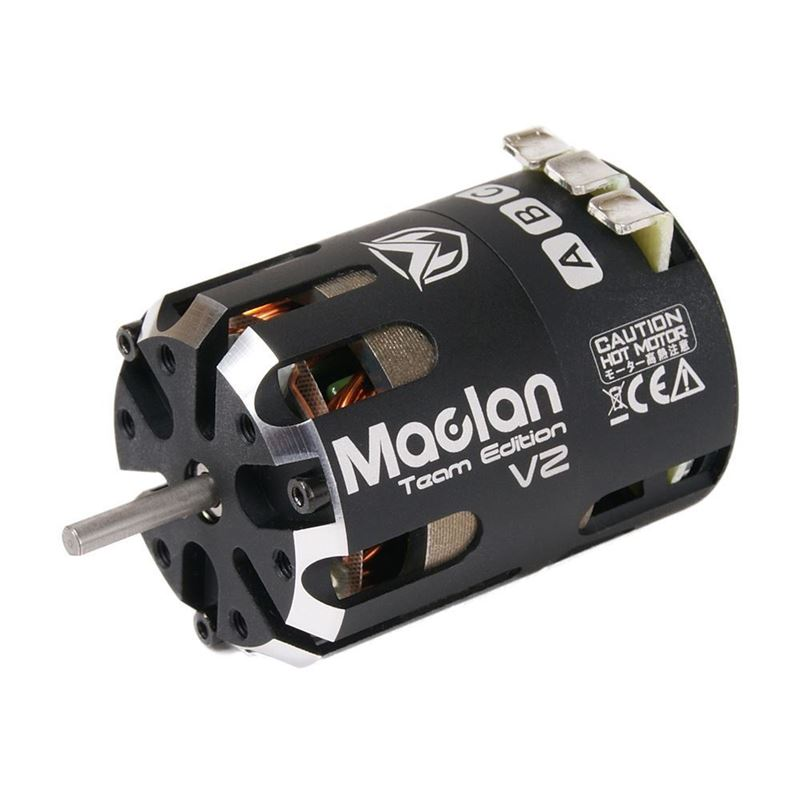 Picture of Maclan MRR Team Edition V2 Competition Sensored Brushless Motor (17.5T)