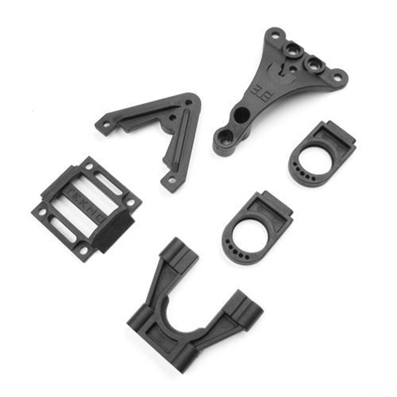 Picture of Tekno RC Center Differential Support & Top Braces (EB410)