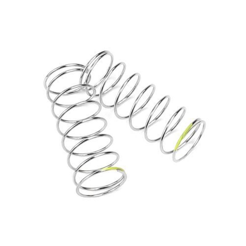 Picture of Tekno RC Rear Shock Spring (Yellow) (2pcs)